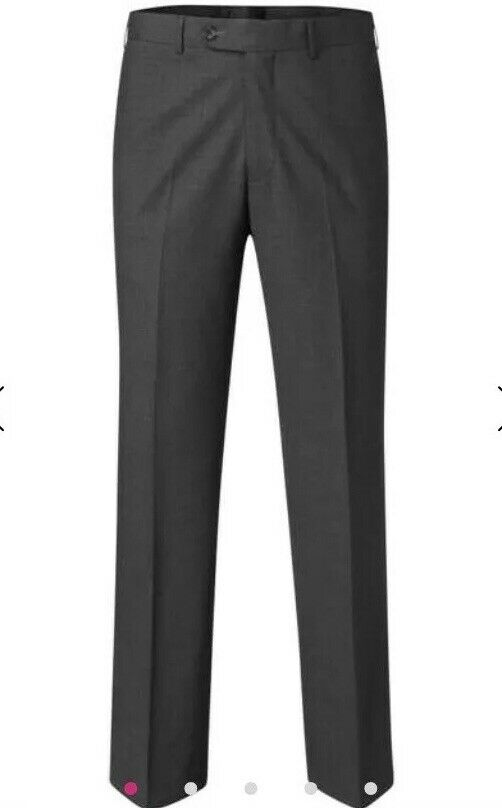 SKOPES Darwin Wool-blend Suit Trousers Größe 50S   Box E141