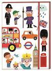 London Notebook A5: London Landmarks by Marion Billet (Hardback, 2016)