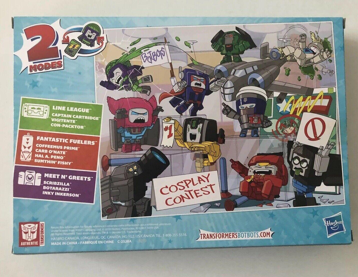 San  Diego comic-con 2019 Hasbro Transformers Blaster vs Soundwave omnibots Trading voitured Game Ready to ship  sortie en ligne