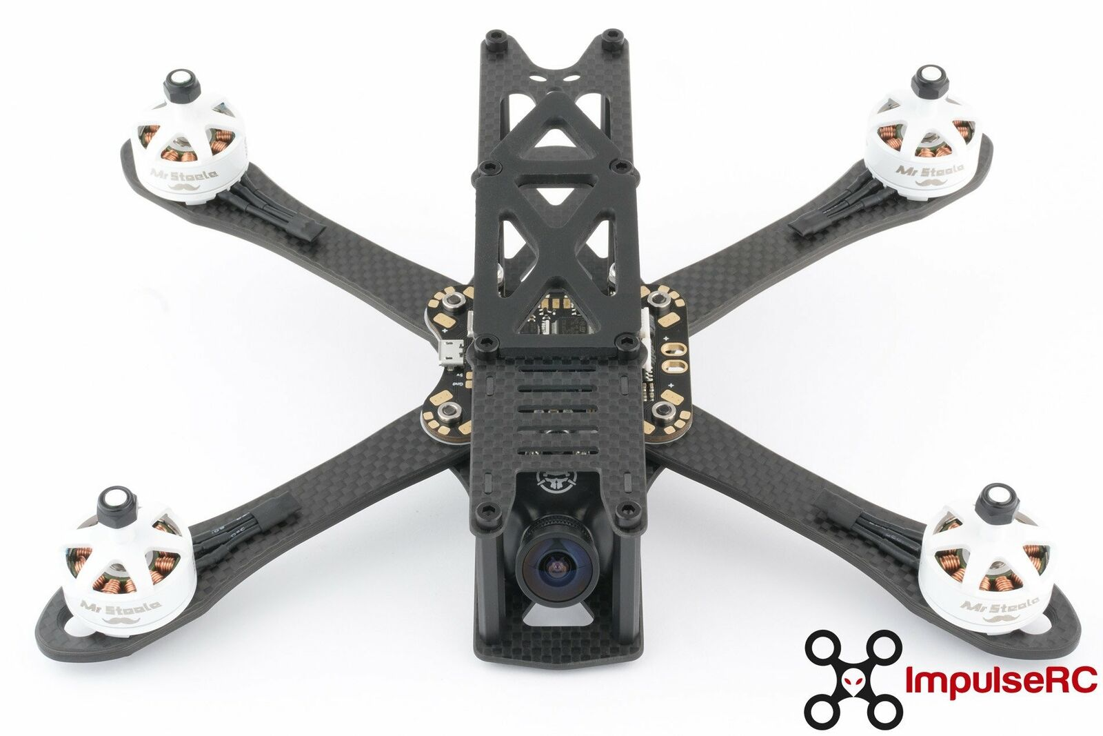 vendita online ImpulseRC Mr Steele edizione 5  Alien Frame Frame Frame Kit + Kiss PDB with OSD  promozioni di squadra