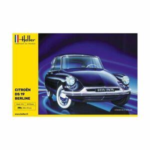 Heller Hell80795 Citroen DS 19 1/16