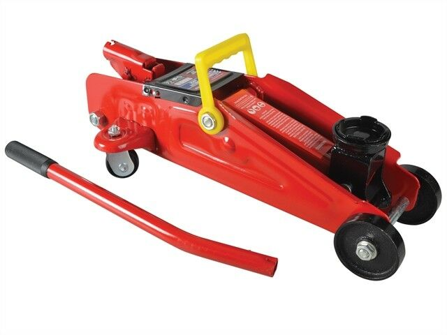 Hydraulic Trolley Jack 1.5 Tonnes - Mechanics Tools - FAIAUJACTR15