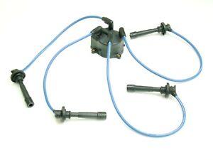 Corolla-1-6L-DOHC-4AFE-Prizm-88-92-Platinum-Class-8-mm-Spark-Plug-Wire-Set-28114