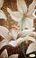 Stickbild Perlen sticken komplette Stickpackung Lilien 24x38 cm Stickvorlage Set
