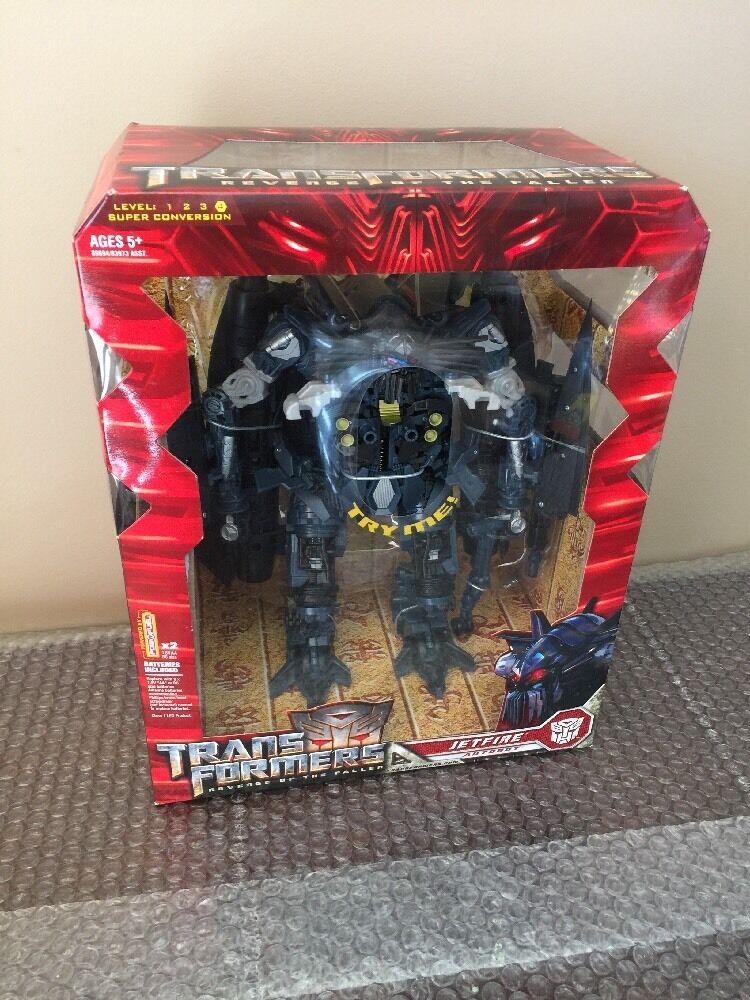 NEW Transformers JETFIRE Revenge of the Fallen redF Movie Leader Class MISB 2009