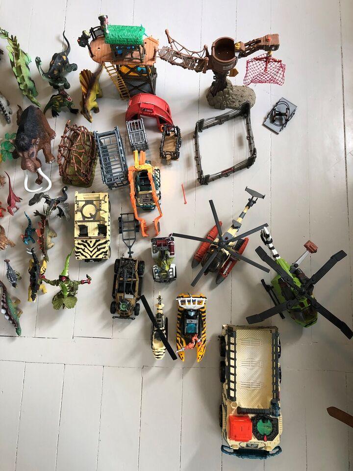Andet legetøj, Dinosaurus samling