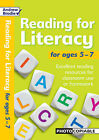 Reading for Literacy for Ages 5-7 by Andrew Brodie, Judy Richardson (Paperback, 2006)