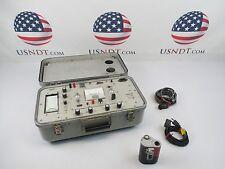 Magnaflux Ht 100 Bolt Hole Scanner Eddy Current Flaw Detector Ndt Ge Olympus