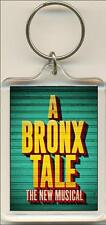 A Bronx Tale. The Musical. Keyring / Bag Tag.
