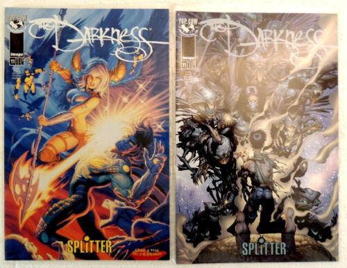 11 2 Stück Image Splitter Verlag Top Cow Comics The Darkness Zustand Z1 Nr