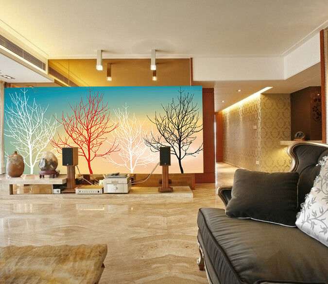 3D Abstract Branches 46 Wall Wall Wall Paper Wall Print Decal Wall Deco Indoor Mural Carly 06bbed