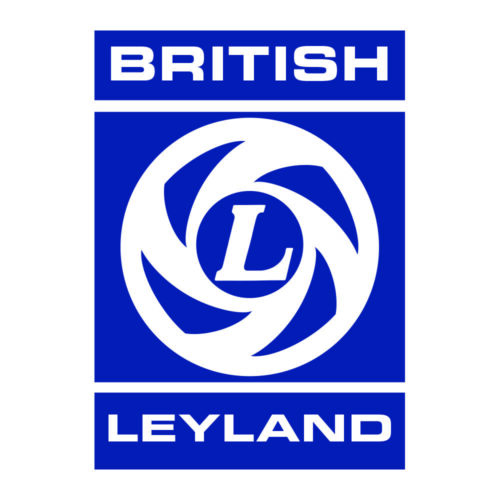 British leyland Vintage Advertising  Sign Garage Shed Plaque Classic Car Engine