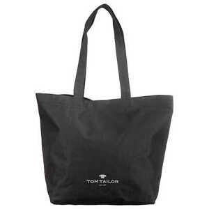 tom tailor damentasche handtasche tasche shopper schwarz. Black Bedroom Furniture Sets. Home Design Ideas