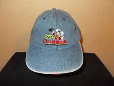 VTG-1990s Trix Cereal Circo Mundial Rabbit  Denim Jean hispanic circus hat sku22
