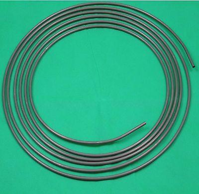 Bremsleitung Bremsrohr 6 mm Kupfer/Nickel 5 m Kunifer Cunifer Cupfer Nickel