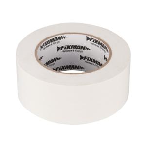 Fixman-190229-Super-Heavy-Duty-White-Duct-Tape-50mm-x-50m