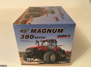 ERTL 44201OTP-2019 FARM SHOW 380 ROWTRAC