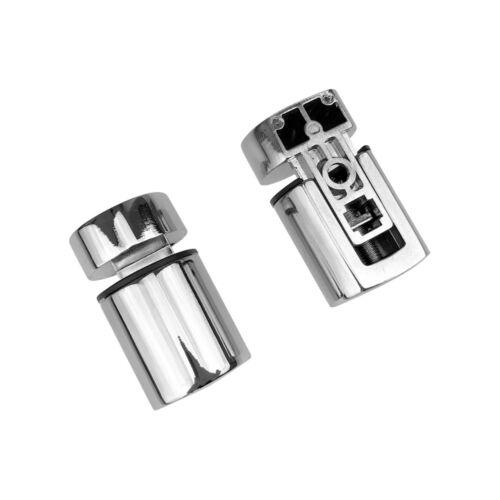 DURALINE Regalträger Regal Clip Halter Glashalter Regalhalter Glasbodenträger