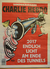 CHARLIE HEBDO limited Edition 2. Jahr n. Attentat in Paris 2015 Je suis Charly