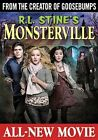 RL Stine's Monsterville Cabinet of - DVD Region 1