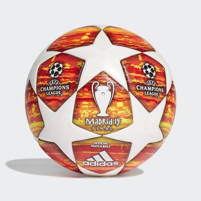 adidas final star madrid 2019 uefa champions league match ball omb ebay adidas final star madrid 2019 uefa champions league match ball omb ebay