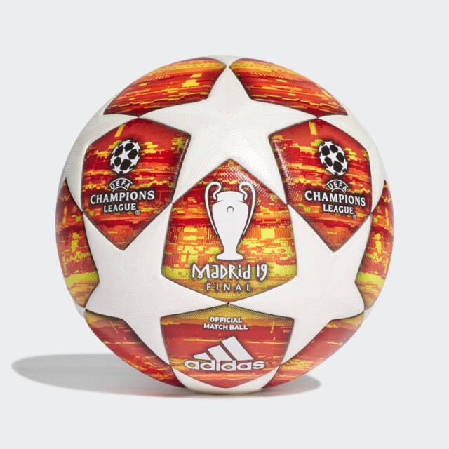 adidas dn8685 champions league final 2019 madrid official match ball for sale online ebay adidas dn8685 champions league final 2019 madrid official match ball
