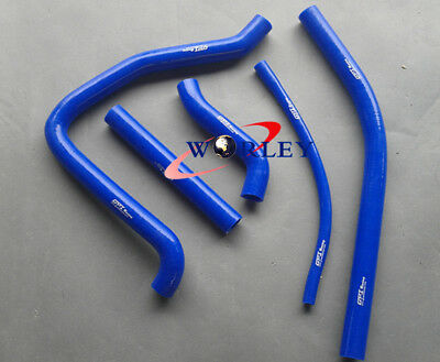 For POLARIS SPORTSMAN 800 2006 07 2008 EFI Silicone Coolant Radiator Hose Black