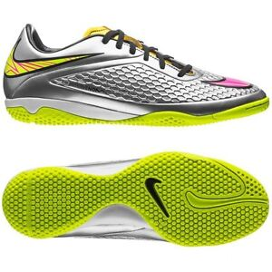 newest a196c 631ba Details about Nike HyperVenom IN Phelon INDOOR 2015 Soccer SHOES Neymar  Chrome Edition