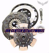 JDK STAGE3 CLUTCH KIT Ultra Lite-Flywheel FITS 90-96 Nissan 300zx N/T V6 VG30DE