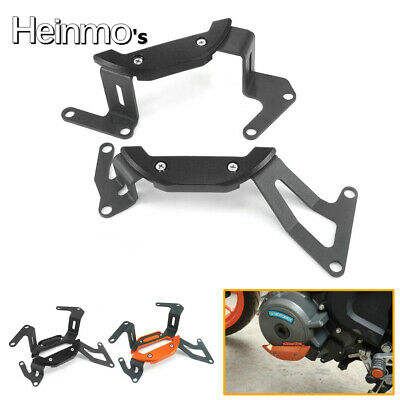 2015 heinmo Motorrad CNC Crash Pads Rahmen Schieberegler Displayschutzfolie f/ür Kawasaki Z1000/2013
