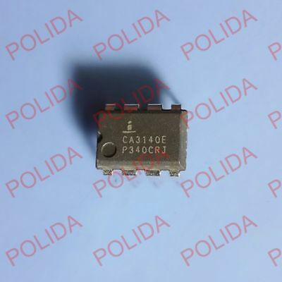 1PCS OP Transconductance AMP IC RCA//HARRIS//INTERSIL TO-5 CA3080A CAN-8