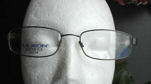 Brille-Ramen-Fassung-FLEXON-BRIDGE-467-by-MARCHON-52-18-140