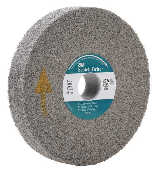 Pleasant 3M Abrasive 048011 05132 6In Scotch Brite Exl Deburring Wheels Gray Gmtry Best Dining Table And Chair Ideas Images Gmtryco