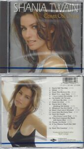 CD-NM-SEALED-SHANIA-TWAIN-1999-COME-ON-OVER