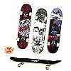 Skateboard MISTERY SPORT ONE tavola skate board 80 cm 100 kg resistente solido