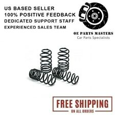 Hampr Fits 15 17 Tlx Base13 17 Accord Sport Front And Rear Lowering Coil Springs Fits 2013 Honda Accord
