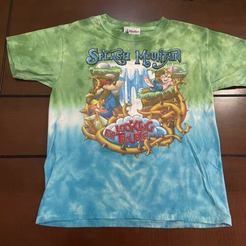 Disney Parks Youth small vintage disney splash mou