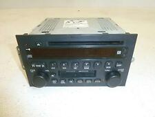 02 03 RENDEZVOUS CD Cassette Player Programmable Equalizer Radio U1Q 10319242