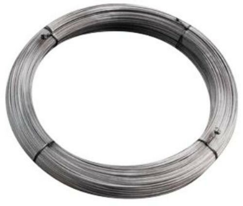 Electric Fence 4000ft 12.5 Gauge High Tensile Electric Fence Galvanized Wire