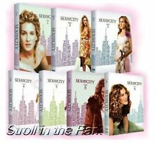 Sex and the City: Complete Series TV Show Seasons 1 2 3 4 5 6 Box/DVD Set(s) NEW