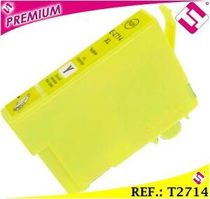TINTA-AMARILLA-T2714-T2704-XL-COMPATIBLE-CARTUCHO-PARA-IMPRESORAS-EPSON-NONOEM
