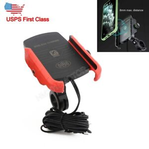 Motorcycle Cell Phone holder For For Honda Shadow Aero Phantom VLX 750 1100