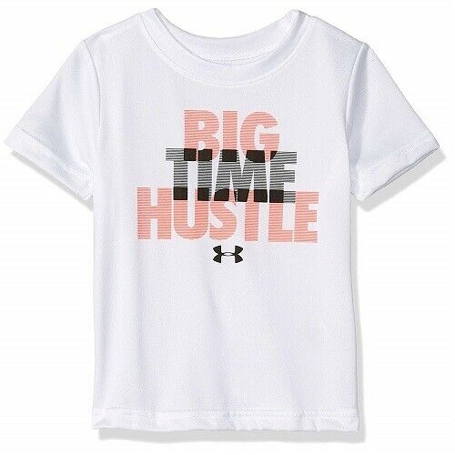 New Under Armour Little Boys Graphic Print T-Shirt SIZE 3T,4,5,6,7 MSRP:$18.00