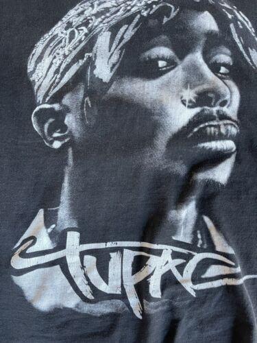 Vintage Tupac (2pac) Rap Tee Sz. XL