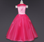 Girls-Kids-Sleeping-Beauty-Princess-Aurora-Party-Costume-Dress thumbnail 3