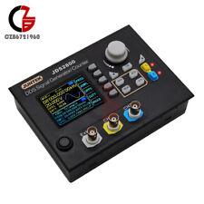 Jds2800 2 Channels Dds Function Arbitrary Waveform Signal Generator 24 Tft