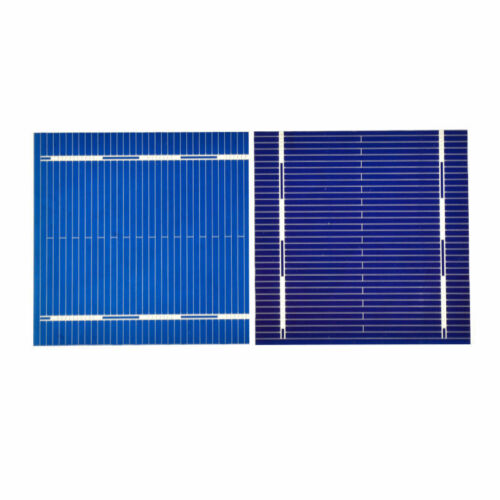 52 X 52mm Polycrystalline Solar Cell 0.46W 0.5V each 100pcs 2 X 2/""