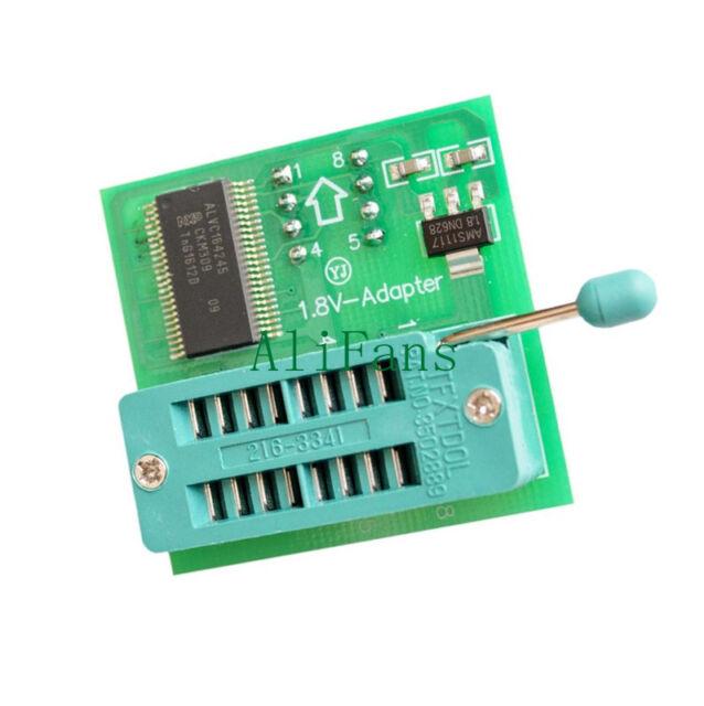 1PCS  1.8V Adapter for Iphone or Motherboard SPI Flash Memory SOP8 DIP8 W25 MX25