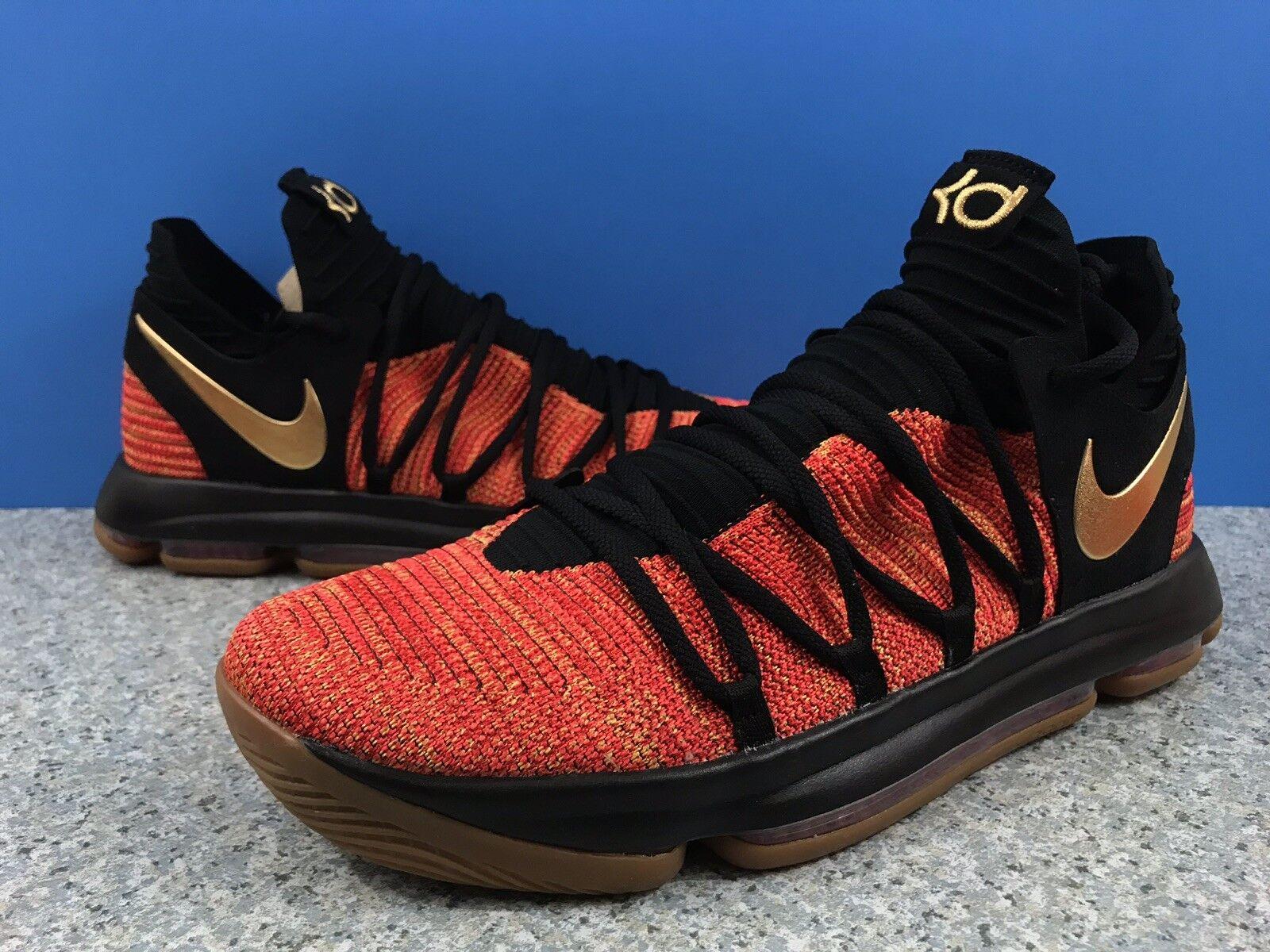 Nike Zoom KD10 X NFS Kevin Durant Men's sz 15 University Red CD6455 676 RARE