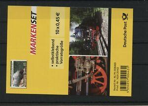 Germany-BRD-Federal-Folienblatt-RC-20-Postmarked-Used-More-See-Shop
